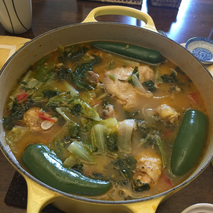 Lemon Chicken Sinigang