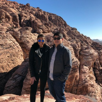 First time at Red Rock Nevada